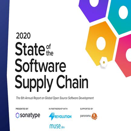 Estado de la cadena de suministro de software 2020