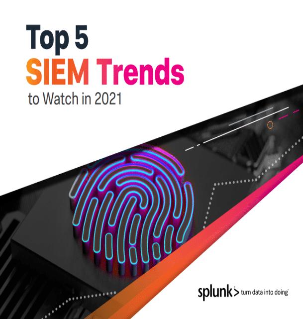 Las 5 tendencias principales para SIEM en el 2021
