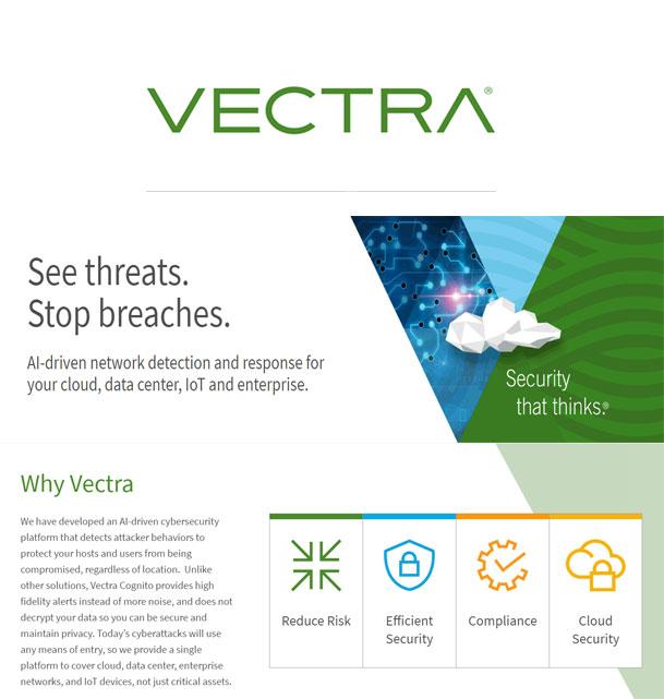 Panorama Technologies partner de Vectra AI en España