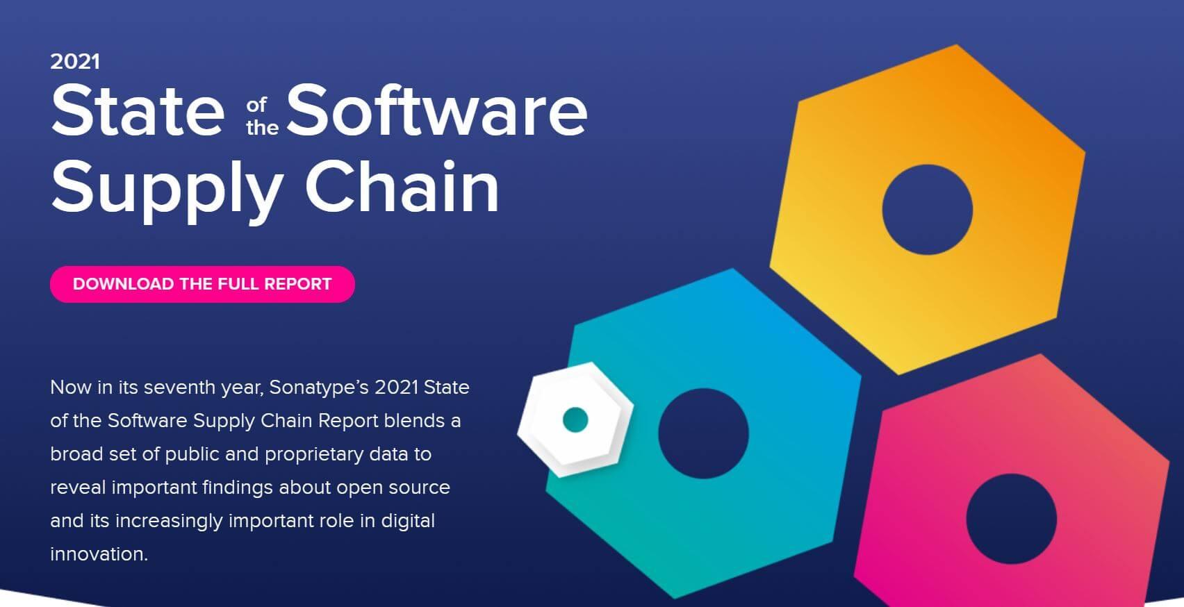 Estado de la Cadena de suministro de software 2021